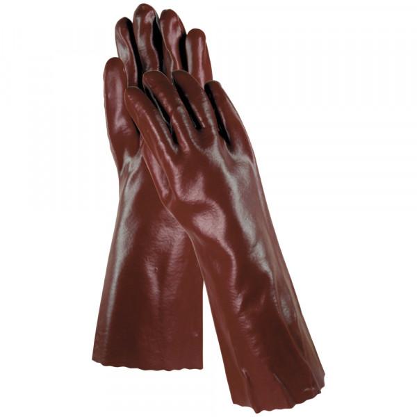 PVC-Handschuh