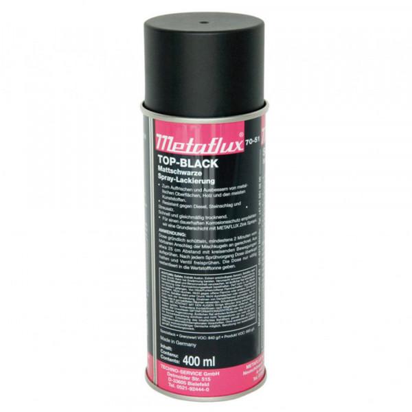 METAFLUX 70-51 Top-Black-Spray