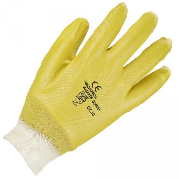 ASATEX Nitril-Handschuh vollbeschichtet