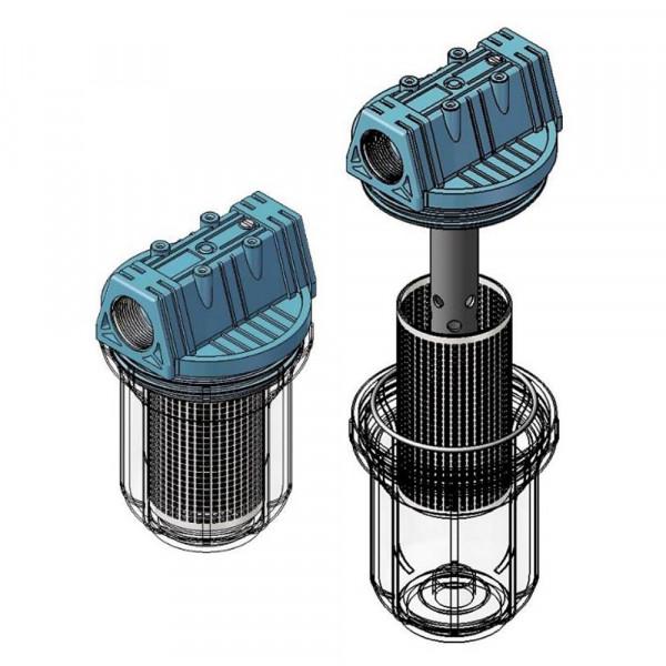 MOL®PUR-F 5 Katalysatoreinheit für Regenwasserversorgungsanlagen