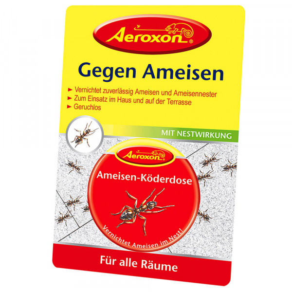 Aeroxon Ameisen-Köderbox