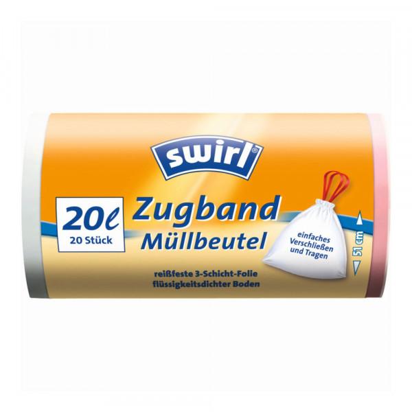 SWIRL Müllbeutel 20 l