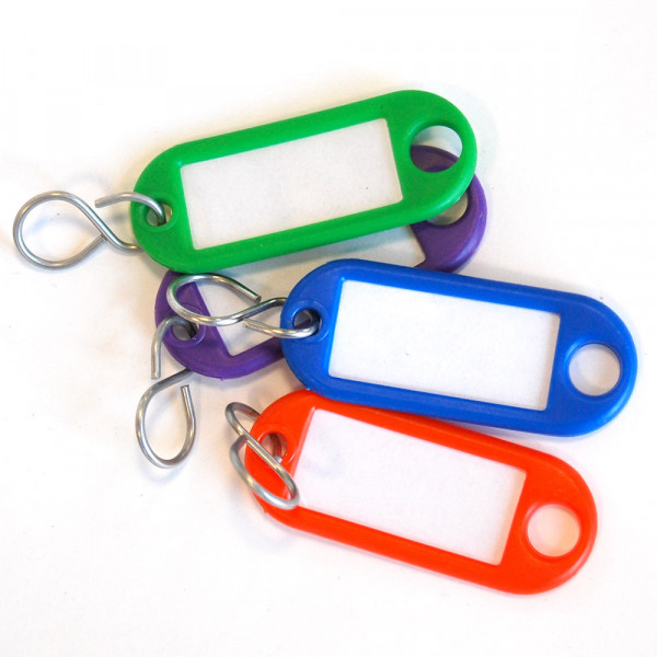 Schlüsselanhänger farbig