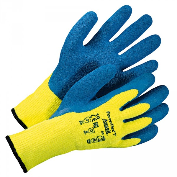 ANSELL PowerFlex® HiViz Yellow