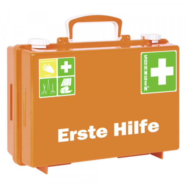 SÖHNGEN Erste Hilfe-Koffer SN-CD Norm Plus orange