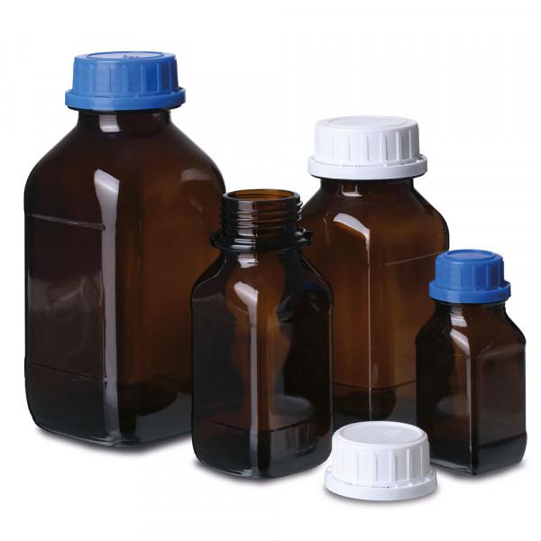Weithalsflaschen braun