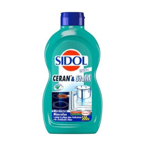 Sidol Ceran® & Stahl Reiniger