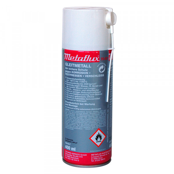 METAFLUX Gleitmetall-Spray 70-81