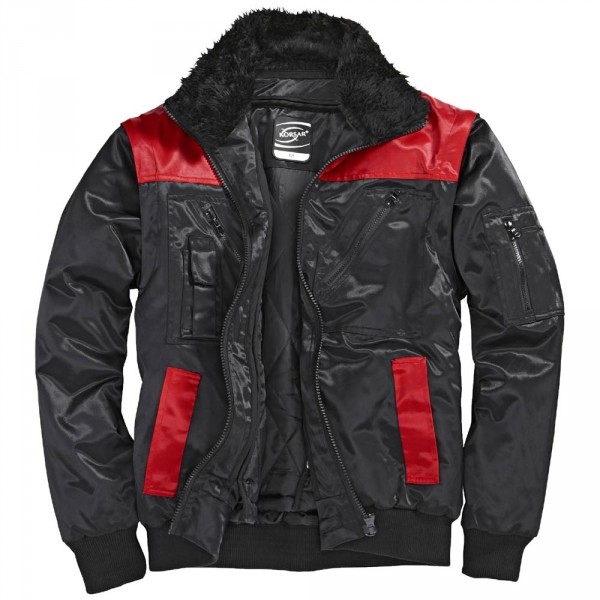 "KORSAR ""3 in 1"" Pilotenjacke Take-Off Bicolor"