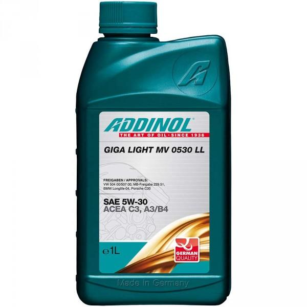 ADDINOL Giga Light MV 0530 LL