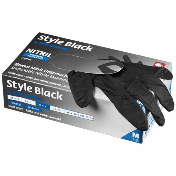 MED-COMFORT Style Black