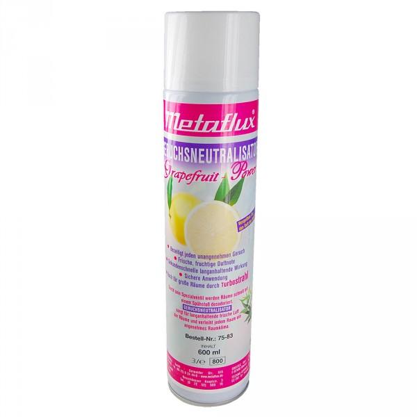 METAFLUX Geruchsneutralisator Grapefruit-Power 75-83