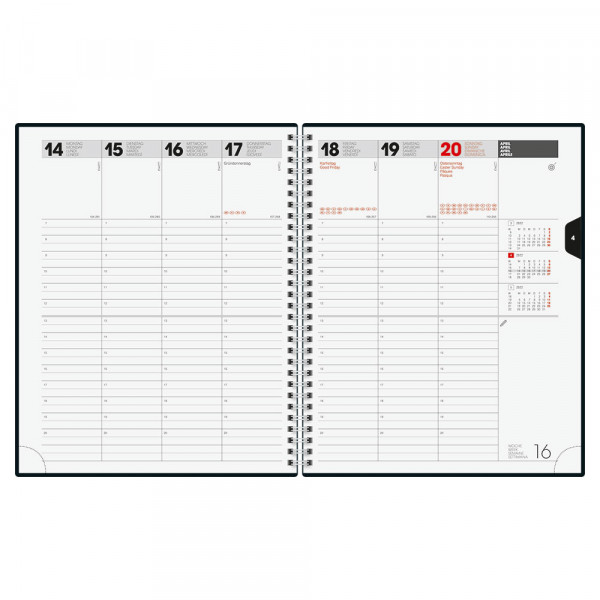 Brunnen Buchkalender 2022