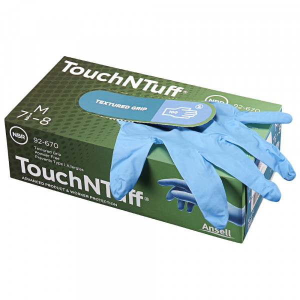 ANSELL Touch N Tuff® Blue