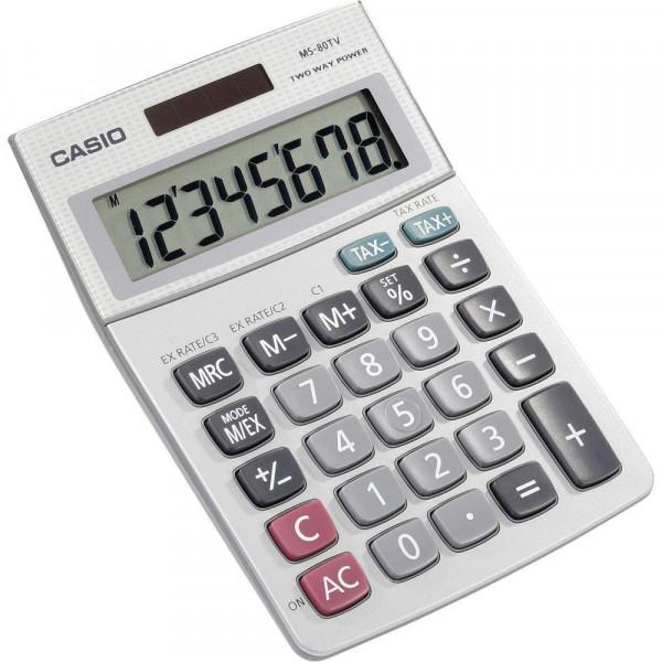 CASIO Tischrechner MS-80B