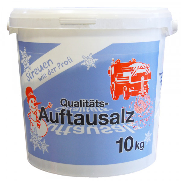 Streusalz 10 kg Eimer