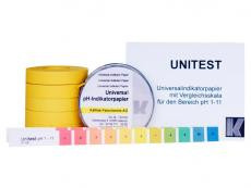 pH-Papier Unitest Nachfüllpack