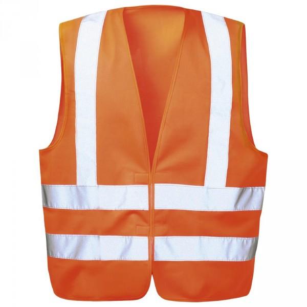 Warnschutzweste Schulterreflex