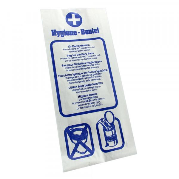 Hygienebeutel, Papier