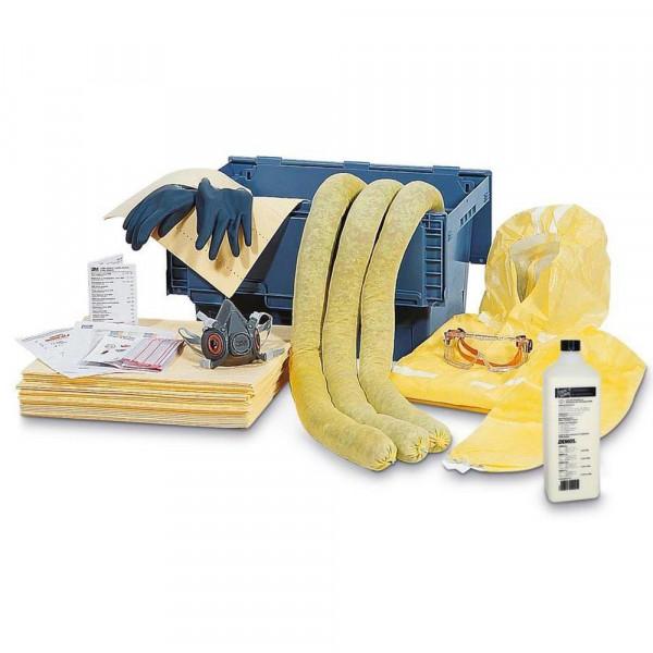 DENSORB Notfall-Set Spezial für Chemikalien-Unfälle