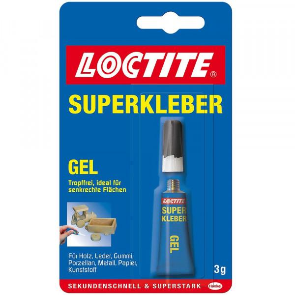 LOCTITE® Sekundenkleber LTG 12 Gel