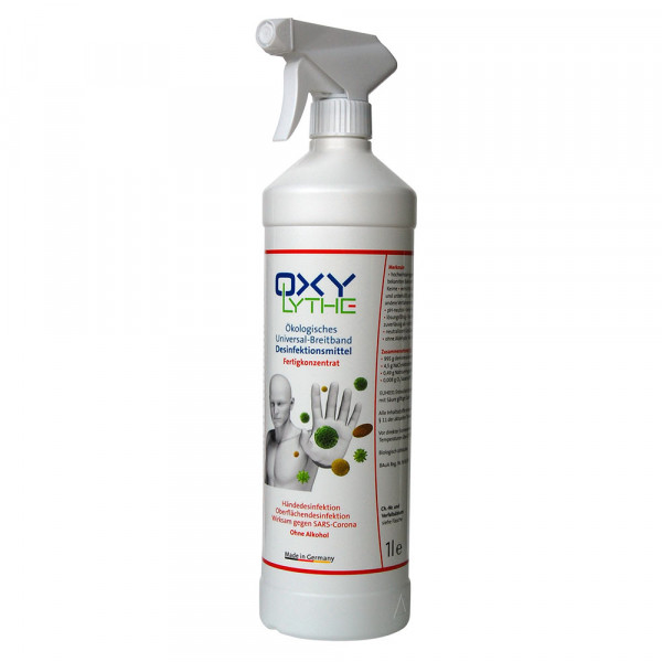 OXYLYTHE® Desinfektionsmittel - mit Sprühkopf